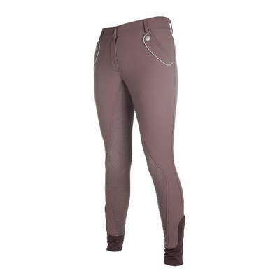 Pantalone Soft Powder con rinforzo in silicone