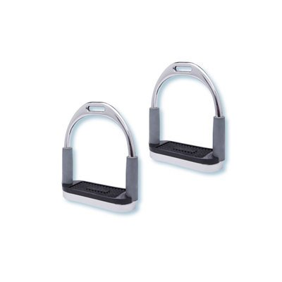 Stubben seq plus stirrups 12cm (1 pair)