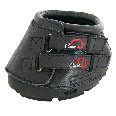 Scarpe Simple Hoof Boots in morbida pelle con interno in neoprene